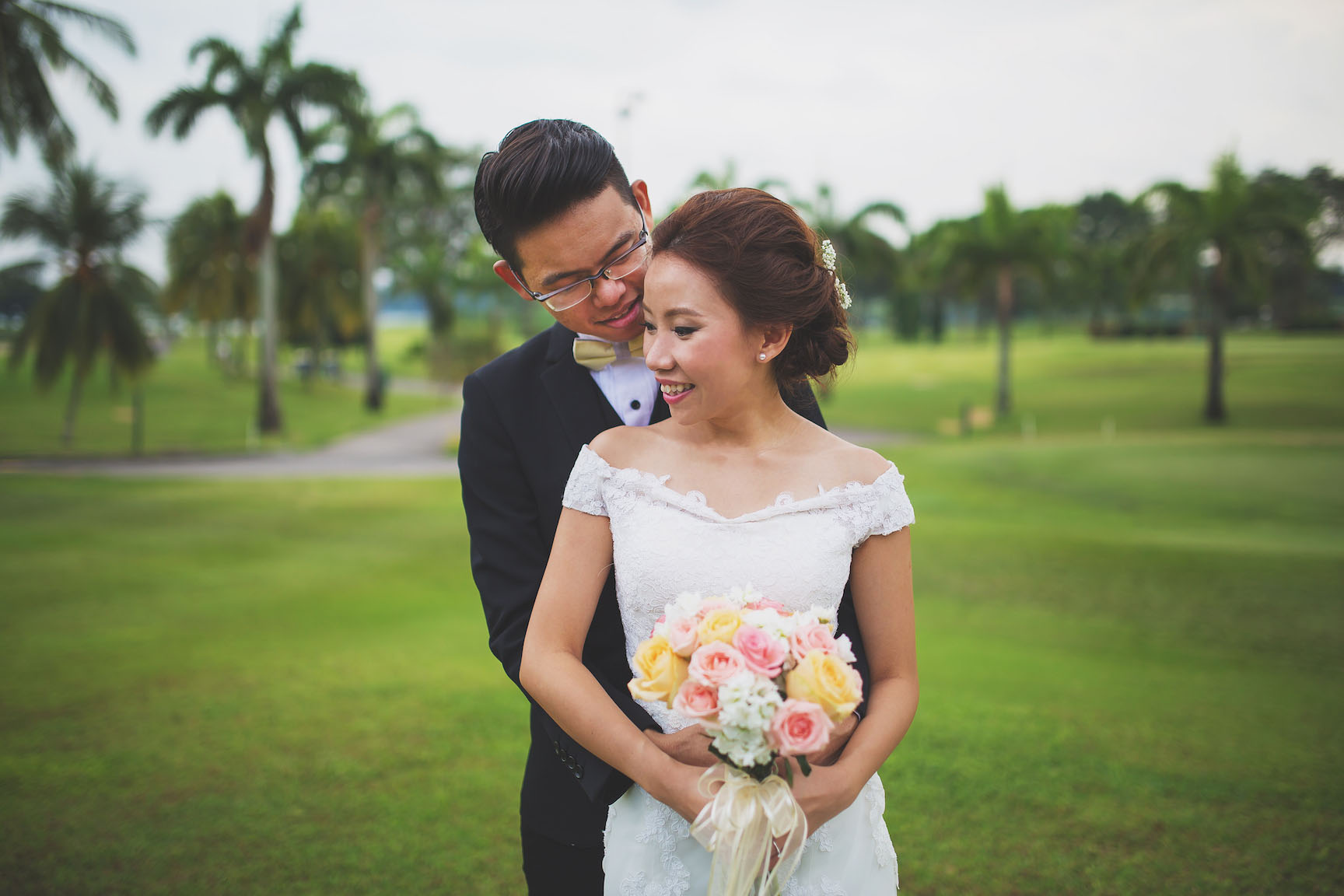Xael & Amber Wedding Photography